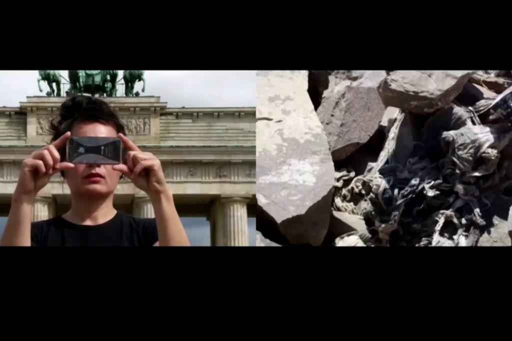 Hito Steyerl-Is the Museum a Battlefield, 2013