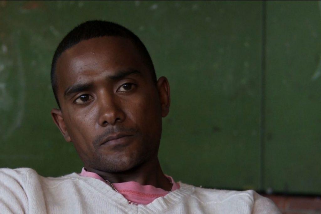 Teboho Edkins-Gangster Backstage, 2013